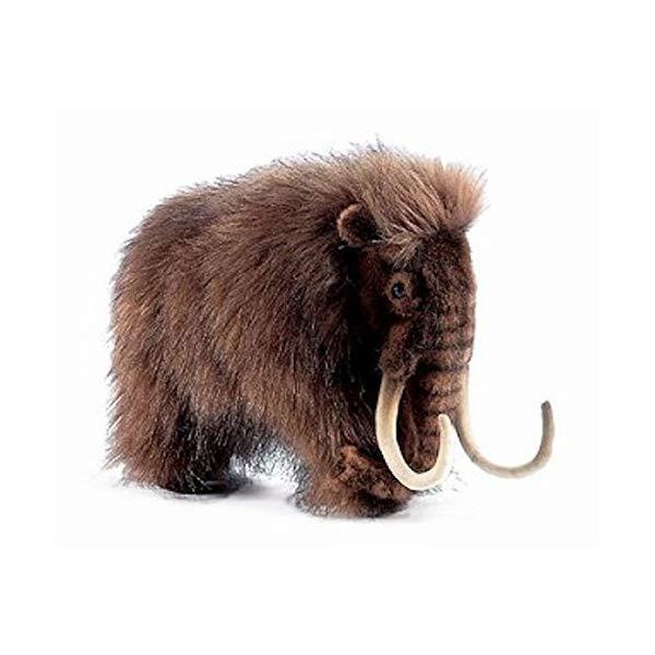 ハンサ マンモス 子供 ぬいぐるみ Hansa True-to-Life Mammoth Cub