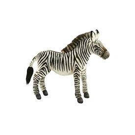 """ハンサ シマウマ 14インチ ぬいぐるみ Hansa Grevy's Zebra Plush Animal Toy, 14"""""""