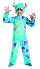 Disney Pixar モンスターズユニバーシティ サリー コスチューム Monsters University Sulley Toddler Deluxe Costume