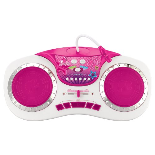 Barbie バービー Mix-It-Up DJ Turntable ターンテーブル