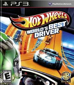 Hot Wheels ホットウィール ワールド・ベスト・ドライバー World's Best Driver - PlayStation 3 Standard Edition PS3用ソフト 北米版