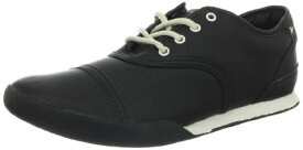 MACBETH マクベス メンズ カジュアルシューズ Men's Gatsby-Vegan Casual Shoe,Black/Cement