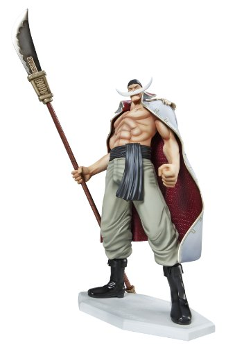 Megahouse メガハウス ワンピース エドワード・二ューゲート 白ひげ海賊 フィギュア 33cm One Piece Portrait of Pirates Regular Version: Edward Newgate PVC Figure, Ex Model