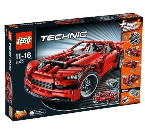 レゴ テクニック LEGO Technic 8070: Supercar