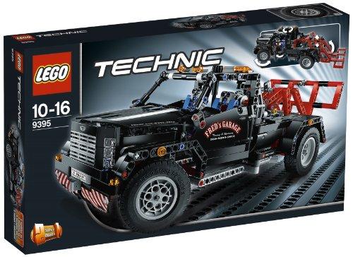 レゴ テクニック LEGO Technic 9395: Pick-Up Tow Truck