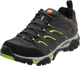 Merrell メレル メンズ モアブ ベンチレーター Moab Ventilator Shoe,Granite/Kryptonite