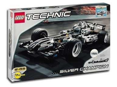 レゴ テクニック LEGO Technic Silver Champion 8458