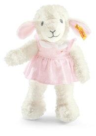 Steiff 239625 シュタイフ ぬいぐるみ 子羊 ヒツジ 28cm Sweet Dreams Lamb (Pink)