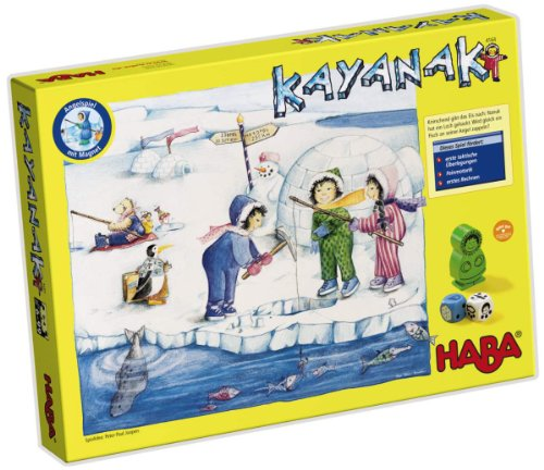 HABA ハバ社 おもちゃ 知育玩具 カヤナック - Kayanak