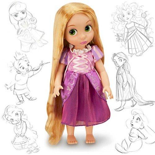 ディズニー ドール フィギュア 人形 塔の上のラプンツェル Disney Animators\u0027 Collection Rapunzel Doll ,
