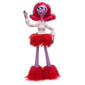ディズニー ドール フィギュア 人形 モンスターズユニバーシティ キャリー・ウィリアムス Disney Carrie Williams Doll - Monsters University - 11''