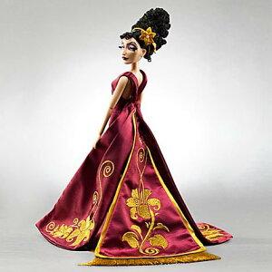 ディズニー ドール フィギュア 人形 塔の上のラプンツェル マザー・ゴーテル Mother Gothel Disney Villains Designer Collection Doll