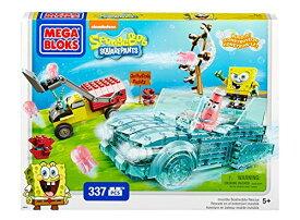メガブロック スポンジボブ ボート レスキュー Mega Bloks SpongeBob Invisible Boatmobile Rescue