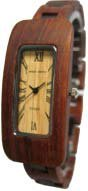 テンス 時計 メンズ 腕時計 木製 Tense Wood Watches G8221S Men's Rectangle Sandalwood Watch