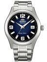 オリエント 時計 腕時計 Orient Chicane Automatic Watch with Blue Dial, Stainless Steel Case ER1X002D