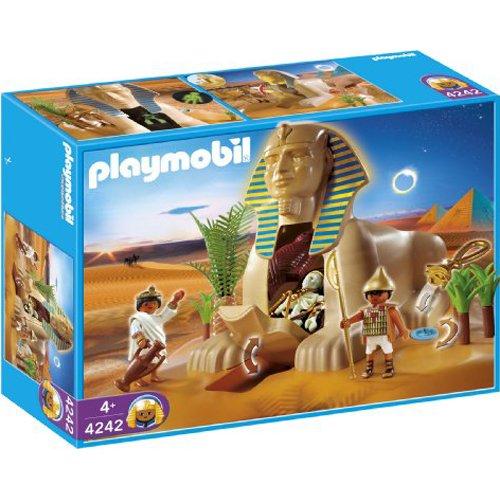 プレイモービル 4242 ローマ人とスフィンクス Playmobil 4242 Romans Egyptians Set Sphinx with Mummy