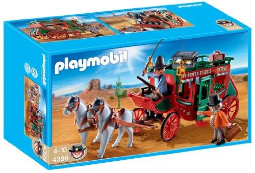 プレイモービル 4399 駅馬車 PLAYMOBIL Express Stagecoach