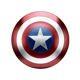 キャプテンアメリカ シールド 盾 レプリカ 1/1スケール マーベル シビルウォー アベンジャーズ アメコミ Hasbro ハスブロ コスプレ グッズ 仮装 変装 コスチューム Marvel Legends Gear Captain America Shield Replica