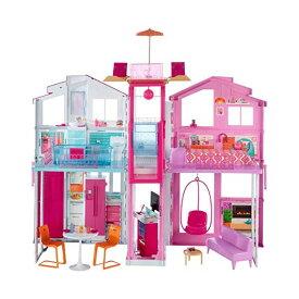 バービー タウンハウス ドリームハウス ドールハウス おもちゃ Barbie Pink Passport 3 Story Townhouse