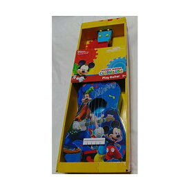 ディズニー ミッキー ギター キッズ ジュニア Disney Junior Mickey Mouse Clubhouse Blue Play Guitar