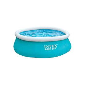 大きい プール 海外製 インテックス Intex 1.83m x 51cm イージーセット スイミングプール 簡単設置 2810 Intex 6ft x 20in Easy Set Swimming Pool #28101