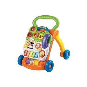 歩行器 赤ちゃん ベビー 知育玩具 ラーニングウォーカー 英語学習 直輸入 プレゼント 贈り物 VTech Sit-to-Stand Learning Walker