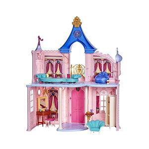 ディズニープリンセス ファッションドール キャッスル ドールハウス アクセサリー16個 家具6個 ※人形は含まれません Disney Princess Fashion Doll Castle, Dollhouse 3.5 feet Tall with 16 Accessories and 6 Pieces of