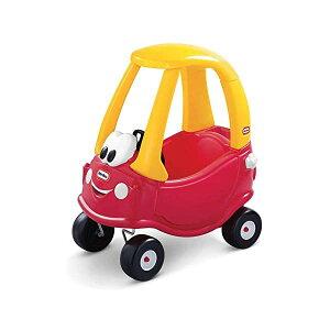 リトルタイクス コージークーペ 30周年 乗用玩具 足けり 乗り物 ライドオン 子供用 キッズ 車 屋内 屋外 外遊び おうち時間 誕生日プレゼント 直輸入 Little Tikes Cozy Coupe 30th Anniversary Car, Non-Assem