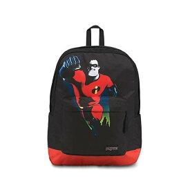 インクレディブル・ファミリー グッズ ミスターインクレディブル ジャンスポーツ バックパック リュック バッグ カバン 鞄 JanSport Incredibles High Stakes Backpack