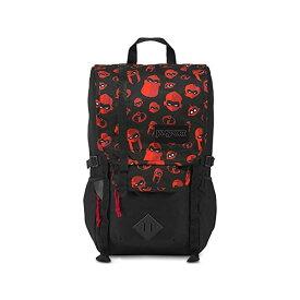 インクレディブル・ファミリー グッズ ミスターインクレディブル ジャンスポーツ バックパック リュック バッグ カバン 鞄 JanSport Incredibles Hatchet Backpack - Incredibles Family Icons Black