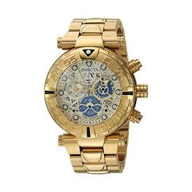 インビクタ 腕時計 INVICTA インヴィクタ 時計 サブアクア Invicta Men's 'Subaqua' Quartz Stainless Steel Casual Watch, Color:Gold-Toned (Model: 24989)
