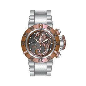 インビクタ 腕時計 INVICTA インヴィクタ 時計 サブアクア Invicta Men's 26228 Subaqua Quartz 3 Hand Gunmetal, Rose Gold Dial Watch