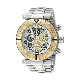 インビクタ 腕時計 INVICTA インヴィクタ 時計 サブアクア Invicta Men's 'Subaqua' Quartz Stainless Steel Casual Watch, Color:Silver-Toned (Model: 24988)