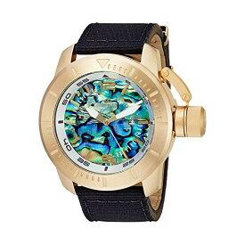 インビクタ 腕時計 INVICTA インヴィクタ 時計 コルドバ Invicta Men's 'Corduba' Quartz Gold-Tone and Nylon Casual Watch, Color:Black (Model: 23439)