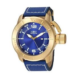 インビクタ 腕時計 INVICTA インヴィクタ 時計 コルドバ Invicta Men's 'Corduba' Quartz Stainless Steel and Nylon Casual Watch, Color Blue (Model: 21916)