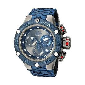 インビクタ 腕時計 INVICTA インヴィクタ 時計 サブアクア Invicta Men's 'Subaqua' Quartz Stainless Steel and Leather Casual Watch, Color Blue (Model: 25069)