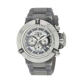 インビクタ 腕時計 INVICTA インヴィクタ 時計 サブアクア Invicta Men's 'Subaqua' Quartz Stainless Steel and Silicone Casual Watch, Color Grey (Model: 24367)