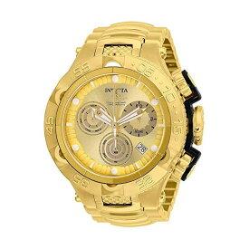 インビクタ 腕時計 INVICTA インヴィクタ 時計 サブアクア Invicta Men's 26632 Subaqua Quartz Chronograph Gold Dial Watch