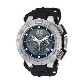 インビクタ 腕時計 INVICTA インヴィクタ 時計 サブアクア Invicta Men's 'Subaqua' Quartz Stainless Steel and Silicone Watch, Color:Black (Model: 25348)