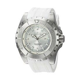 インビクタ 腕時計 INVICTA インヴィクタ 時計 プロダイバー Invicta Men's 'Pro Diver' Quartz Stainless Steel and Polyurethane Casual Watch, Color:White (Model: 23739)