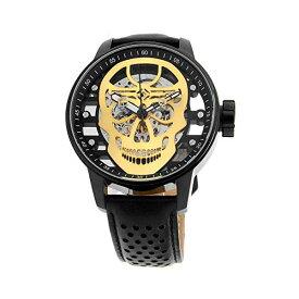 インビクタ 腕時計 INVICTA インヴィクタ 時計 エスワン ラリー Invicta Men's 'S1 Rally' Mechanical Hand Wind Stainless Steel and Leather Casual Watch, Color:Black (Model: 20196)