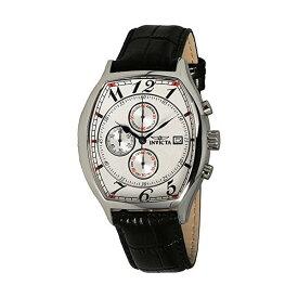 インビクタ 腕時計 INVICTA インヴィクタ 時計 スペシャリティ Invicta Men's 14329 Specialty Tonneau Watch with 3 Textured Leather Strap Set
