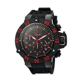 インビクタ 腕時計 INVICTA インヴィクタ 時計 サブアクア Invicta Men's 'Subaqua' Quartz Stainless Steel and Silicone Casual Watch, Color:Black (Model: 22924)