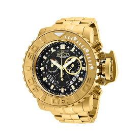 インビクタ 腕時計 INVICTA インヴィクタ シーハンター メンズ 男性用 26107 Invicta Men's Sea Hunter Quartz Watch with Stainless Steel Strap, Gold, 30 (Model: 26107)