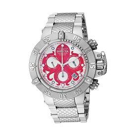 インビクタ 腕時計 INVICTA インヴィクタ サブアクア メンズ 男性用 27869 Invicta Men's Subaqua Analog Quartz Watch with Stainless Steel Strap, Silver, 28 (Model: 27869)