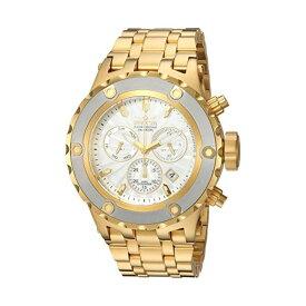 インビクタ 腕時計 INVICTA インヴィクタ サブアクア メンズ 男性用 23923 Invicta Men's Subaqua Quartz Watch with Stainless-Steel Strap, Gold, 26 (Model: 23923)