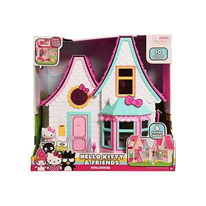 ハローキティー ドールハウス おもちゃ おままごと キティちゃん Hello Kitty Doll House
