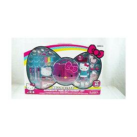 ハローキティ スーパーキュート ミニステーショナリーセット 文具セット おもちゃ キティちゃん Hello Kitty Super Cute Mini Stationery Set