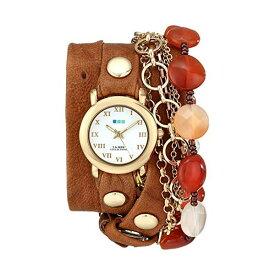 ラメール コレクションズ 腕時計 La Mer Collections LMMULTI9001 レディース ウォッチ 女性用 La Mer Collections Women's LMMULTI9001 Sedona Stones Chain Wrap Watch