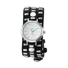 ラメール コレクションズ 腕時計 La Mer Collections LMSW9051 レディース ウォッチ 女性用 La Mer Collections Women's Japanese-Quartz Watch with Leather Calfskin Strap, Black, 7.9 (Model: LMSW9051)